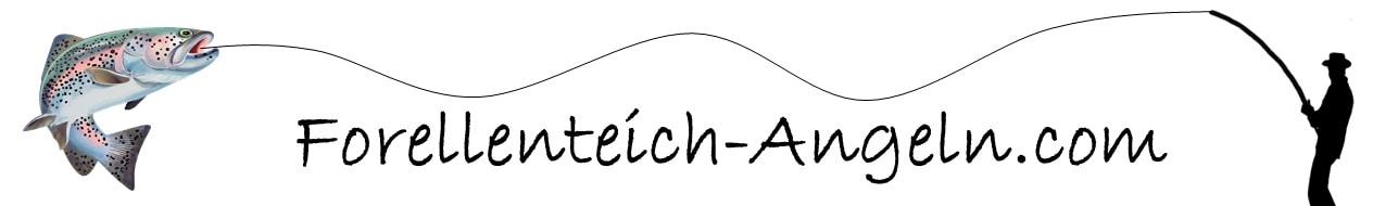 Forellenteich-Angeln